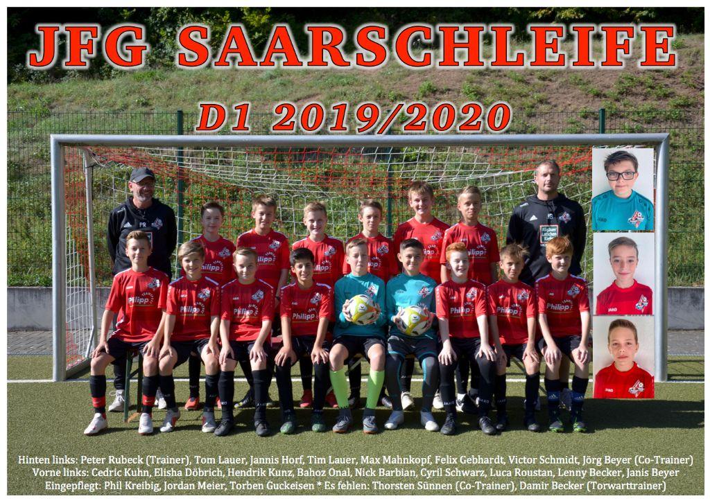 D1-Jugend 2019/20