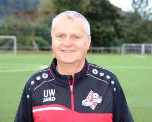 Trainer Uwe Welsch